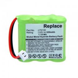 Batterie Nimh 3x 2/3AAA...