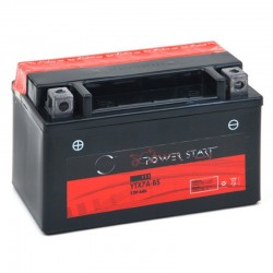 Batterie moto YTX7A-BS 12V 6Ah