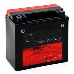 Batterie moto YTX14-BS 12V...