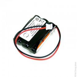 Batterie alcaline 3x AAA...