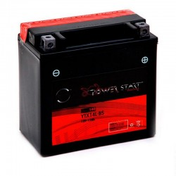Batterie moto YT14L-BS 12V...