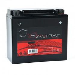 Batterie moto YT20L-BS 12V...