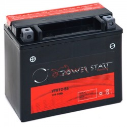 Batterie moto YT12-BS 12V 11Ah