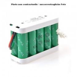 Batterie Nimh 10x AA 10S1P...