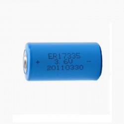 Pile lithium ER17335H 2/3A...