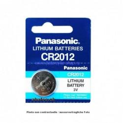 Pile bouton lithium CR2012...