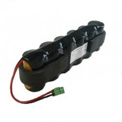 Batteria sistema d'allarme...
