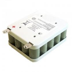 Batterie Nicd 20x Cs 20S1P...