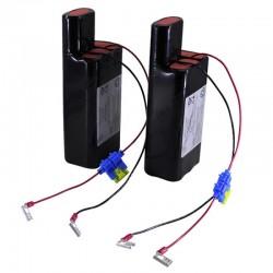 Batterie Nimh (x2) 20x SC...
