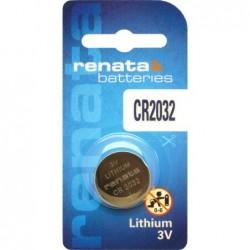Pile bouton CR2032 RENATA...
