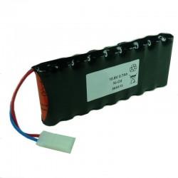 Batterie Nicd 9x AA 9S1P...