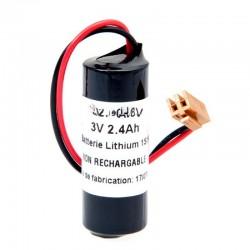 Batterie lithium CR17450 3V...