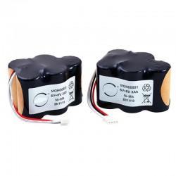 Batterie aspirateur 10x SC...