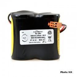 Batterie automate 2x C BR...