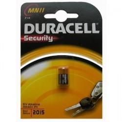 E11A  Duracell Blister de 1...