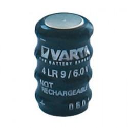 Batterie alcaline 4x LR9...