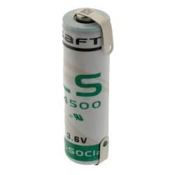 Pile lithium LS14500-CNR AA...