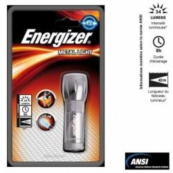 Lampe de poche métal Energizer