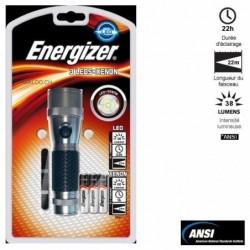 Lampe torche métal 3 LED +...