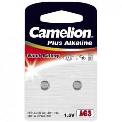 2 piles bouton AG3 - LR41...