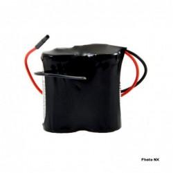 Batterie 2x CR123 NX 1S2P ST1