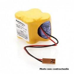 Batterie automate 4x 2/3A...