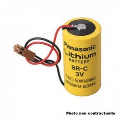 Batterie automate 1x BR-C...