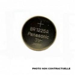 Pile bouton lithium...