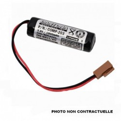 Batterie lithium 1x AA...
