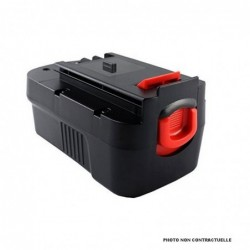 Batterie compatible Black &...
