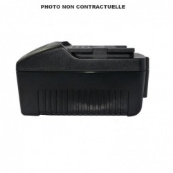 Batterie compatible Metabo...
