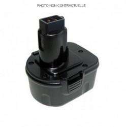 Batterie compatible Elu 12V...