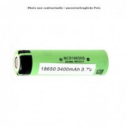 Accus Lithium-Ion NCR18650B...