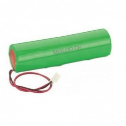 Batterie lithium 2xER34615...