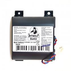 Batterie système alarme...